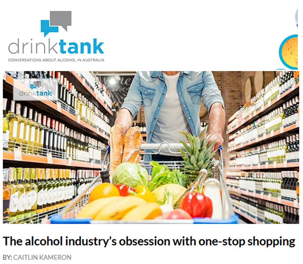 Image of DrinkTank article