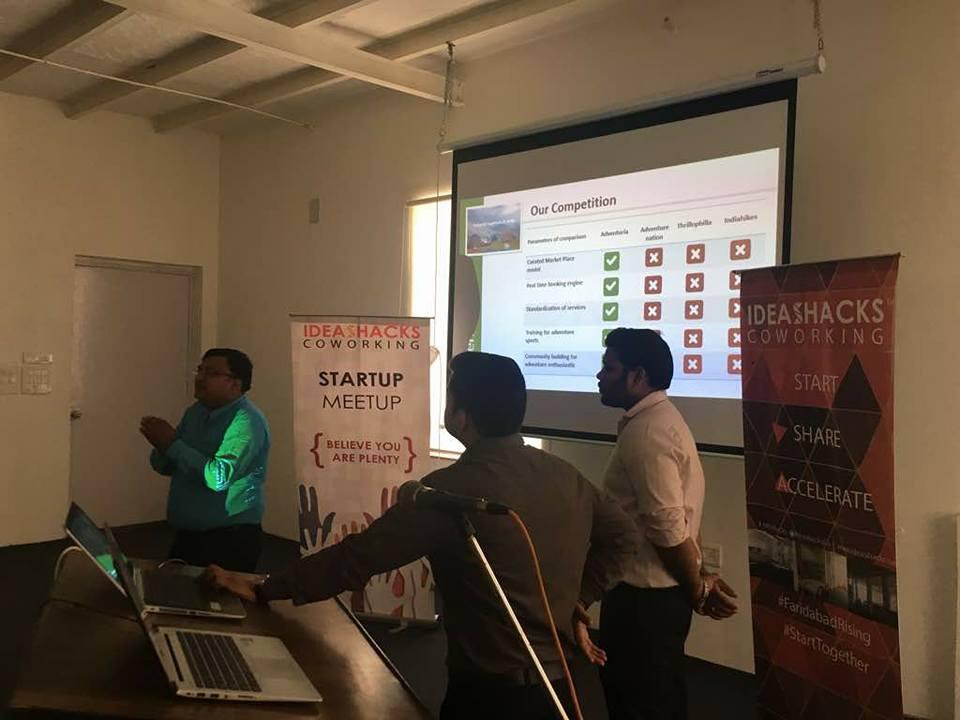 Startup Meetup #1