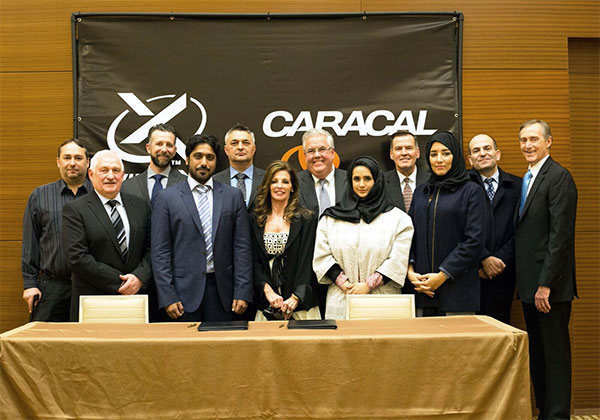 Caracal Partners With Wilcox Industries