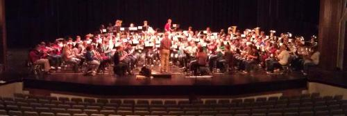 DSU Honor Band 2013