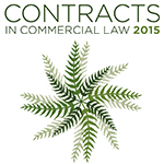 Contracts in Commercial Law 2015