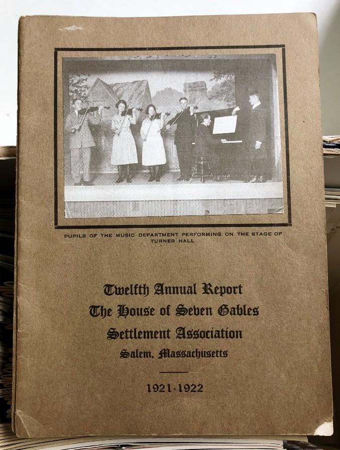 1921-1922 Annual Report