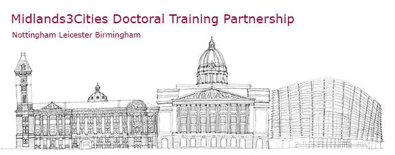 Midlands 3 Cities Consortium: Nottingham Leicester Birmingham