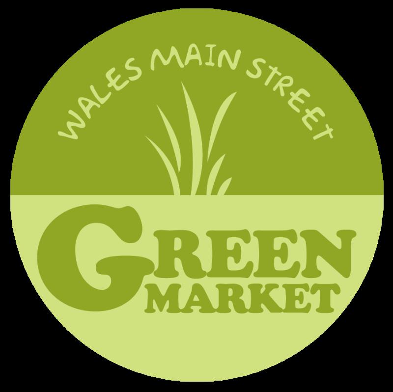 Wales Main Street Green Market