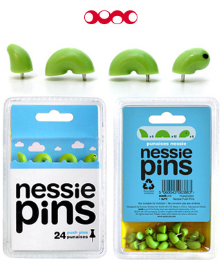 Nessie Pins