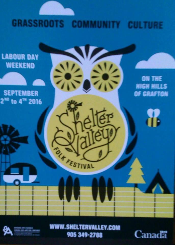 Shelter Valley Folk Festival