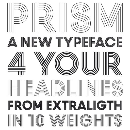 Conheci o trabalho de tipografia do Sascha Timplan por acidente.