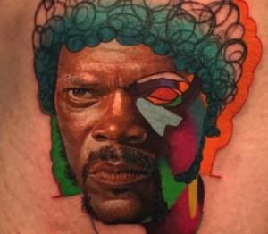 Um novo estilo de tatuagem que mistura ilustração e muito realismo