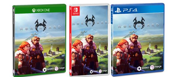 Northgard XBox One, Nintendo Switch, PlayStation 4