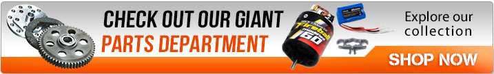 Giant Parts Department