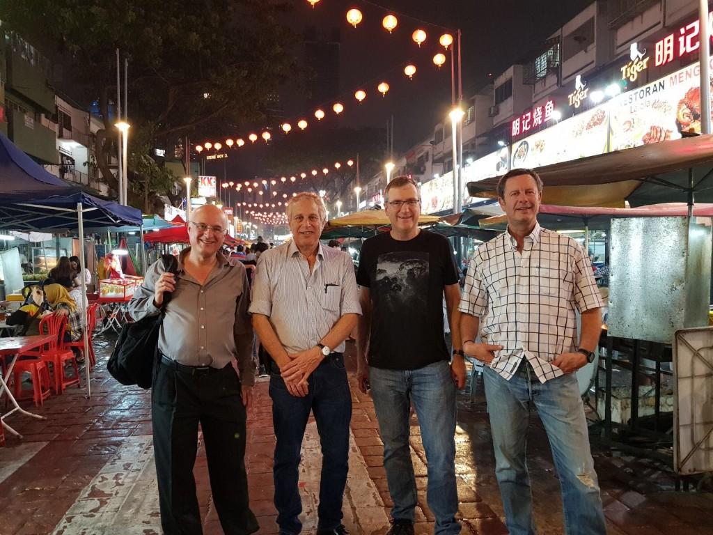 הישראלים במלזיה