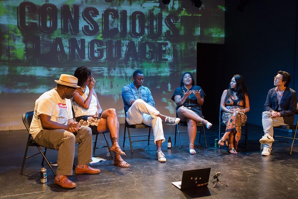 Conscious Language Panel