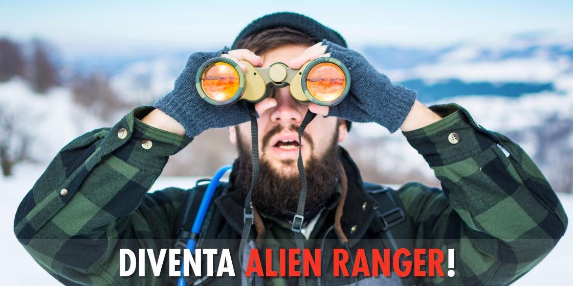 ASAP - Diventa Alien Ranger!