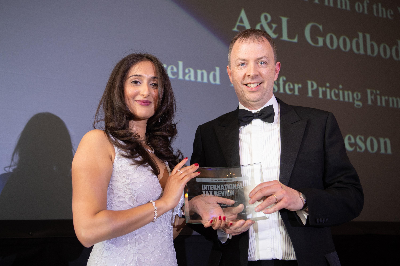 A&L Goodbody wins top tax award for fourth year