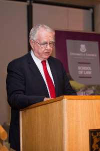 Inspector of Prisons, Judge Michael Reilly