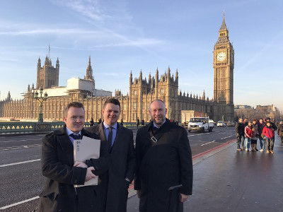 Raymond McCord lawyers head to London for Brexit case