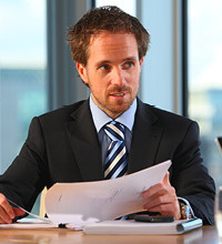 Alan Keating, partner in Matheson's structured finance and derivatives group