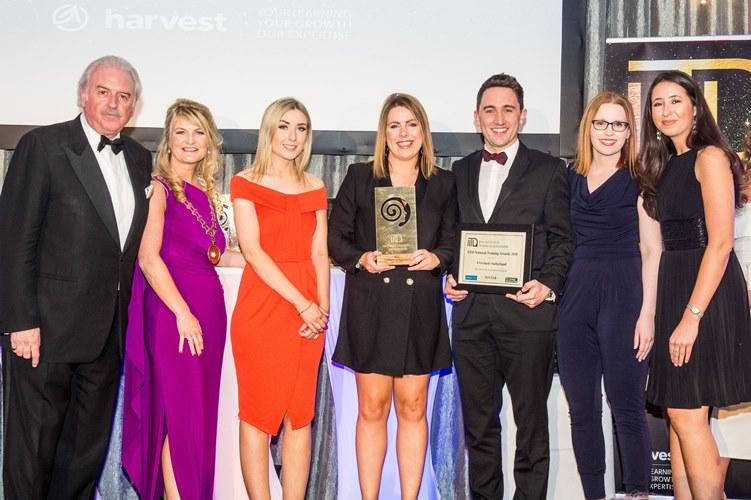 In pictures… Eversheds Sutherland wins diversity and inclusion award