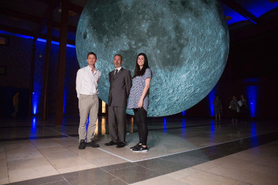 O'Flynn Exhams brings the moon to Cork