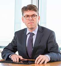 Turlough Galvin, head of the Structured Finance Group at Matheson