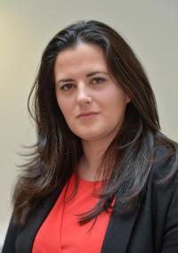 Justice Minister Claire Sugden