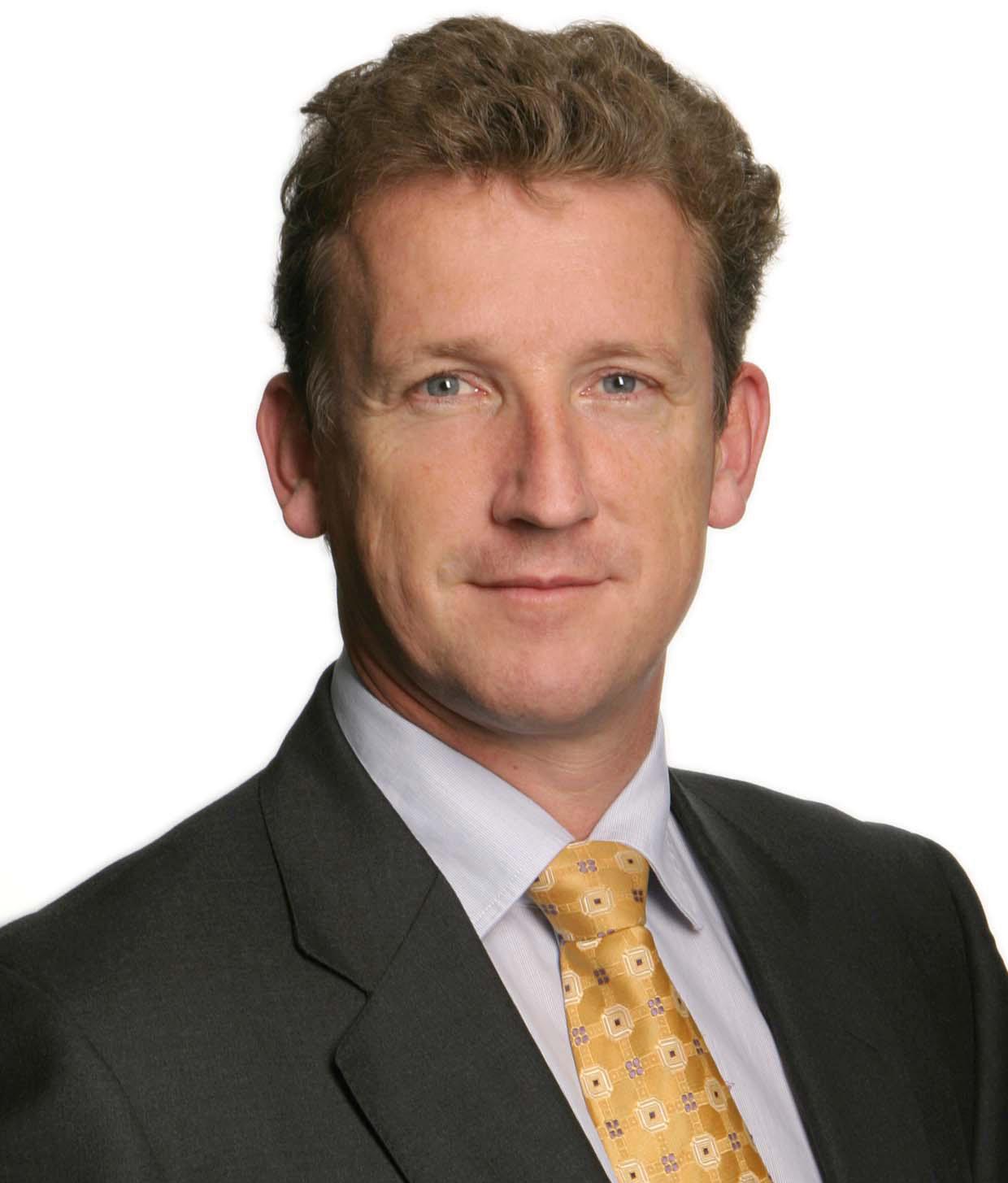 Bryan Hughes, chief executive at Eversheds
