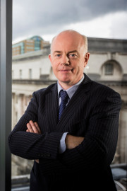 Gerry McAlinden QC, chair of the Bar Council of Northern Ireland