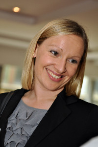 Lucinda Creighton, a former Irish minister for European affairs