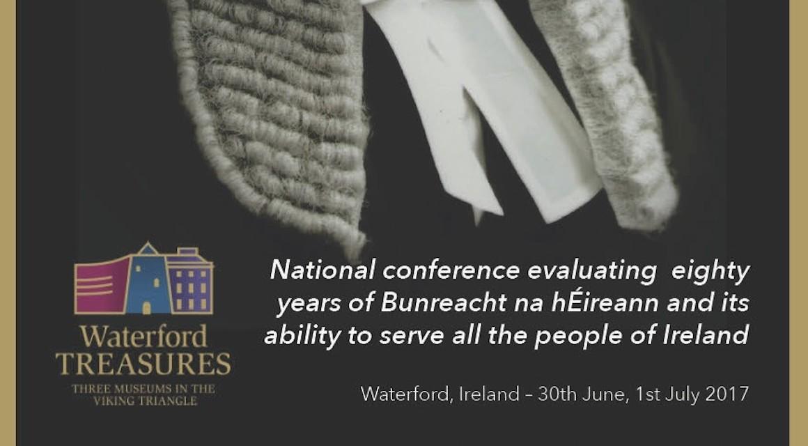 The Irish Constitution 1937–2017