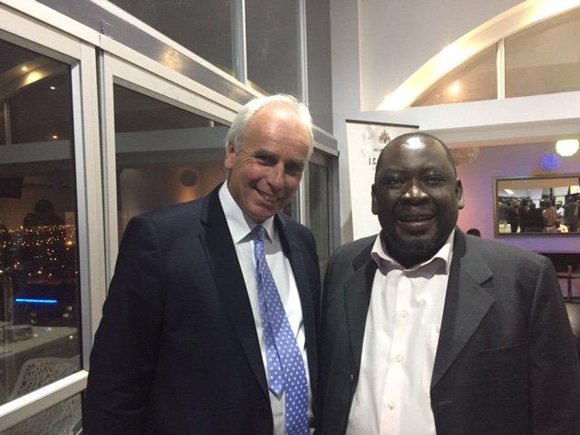 Leading mediator returns from Botswana trip