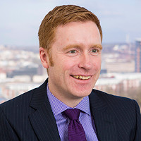 Andrew Ryan, partner at TLT Solicitors
