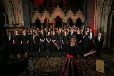 A&L Goodbody Choir raises money for homelessness