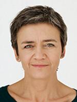 Commissioner Margrethe Vestager