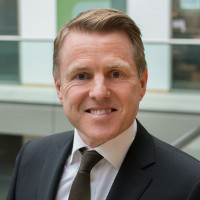 Mark Ward, head of M&A at A&L Goodbody