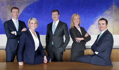 A&L Goodbody appointments in Belfast and Dublin brings partner count to 87