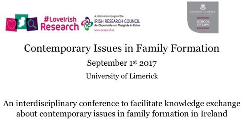 Contemporary Issues in Family Formation