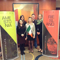 A&L Goodbody trainees compete in Washington moot court contest