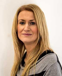 Dr Claire Hamilton, a senior law lecturer at Maynooth University