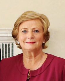 Acting Justice Minister Frances Fitzgerald
