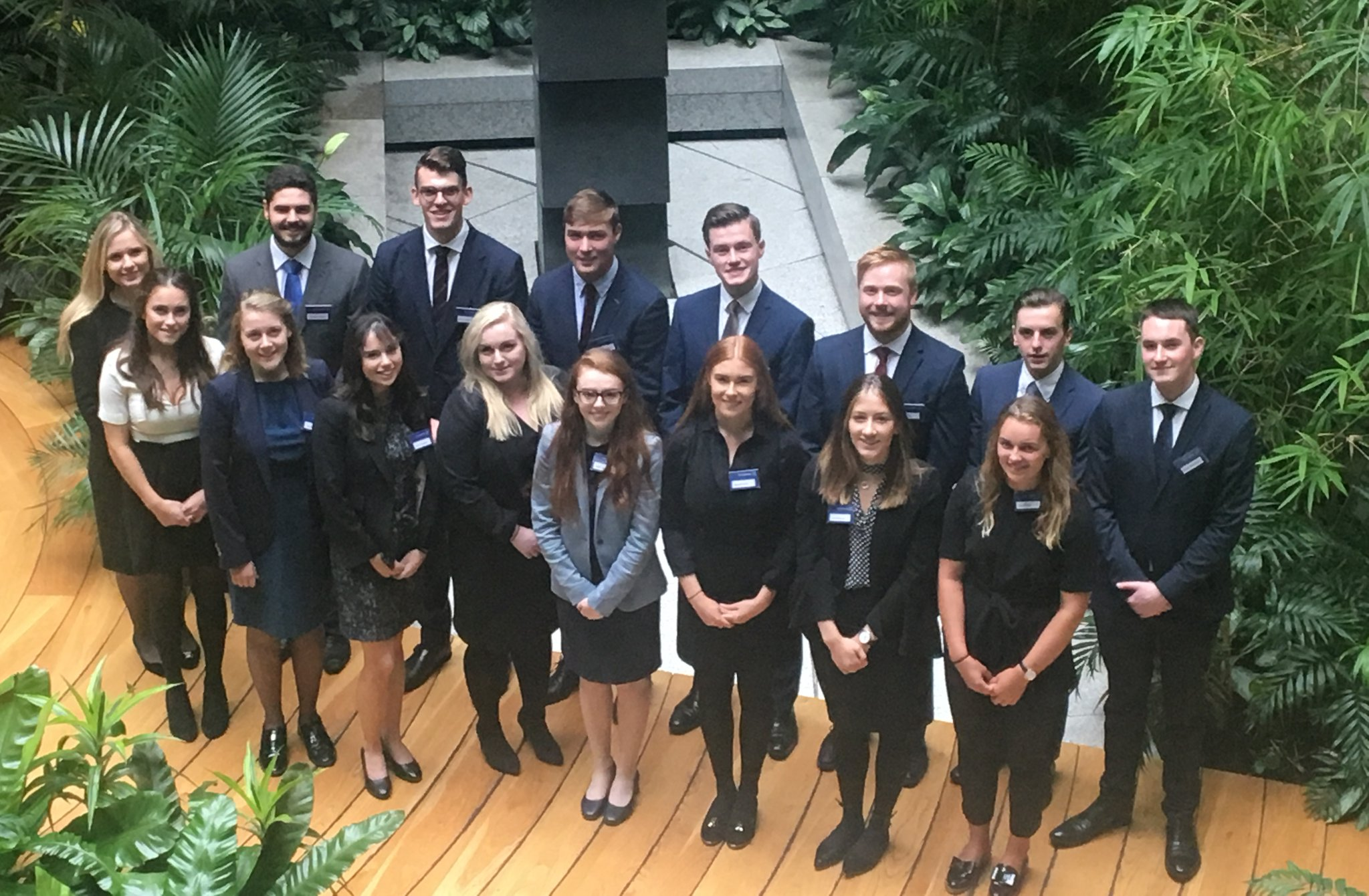 In pictures: A&L Goodbody welcomes summer interns