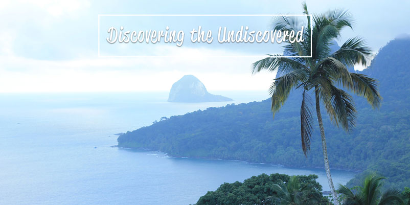 Discovering the Undiscovered