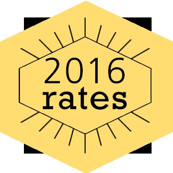 2016 RACK Rates