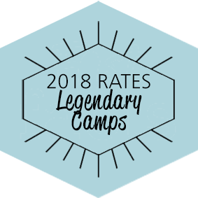 2018 Rates - Legendary Expeditions Camps
