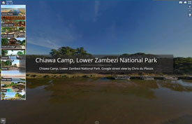 Chiawa Camp 360° Views