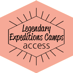 Legendary Expeditions Camps ACCESS