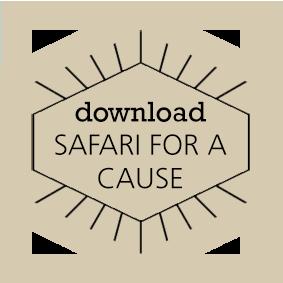 Download Safari for a Cause