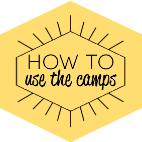 How to use the camps