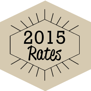 2015 Rates