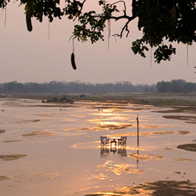 Kapamba River Sundowners