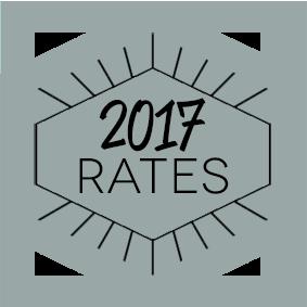 2017 Rack Rates